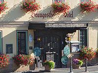 Brauereigasthof und Brauhotel Der Grosch in Rödental bei Coburg und Hotel Der Grosch