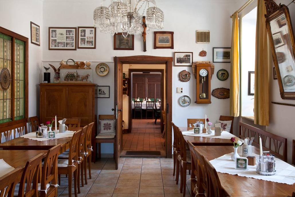 The Biedermeier Room