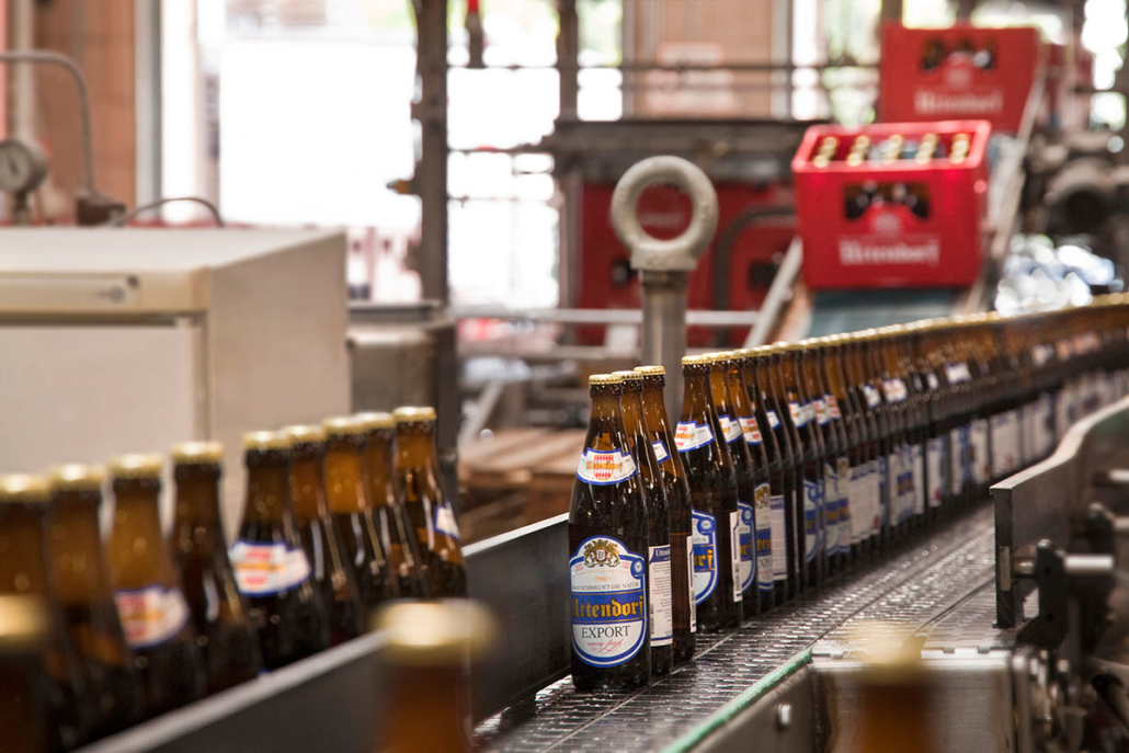 Take an informative journey through the world of Uttendorf beer and learn about the process from raw material to finished product.