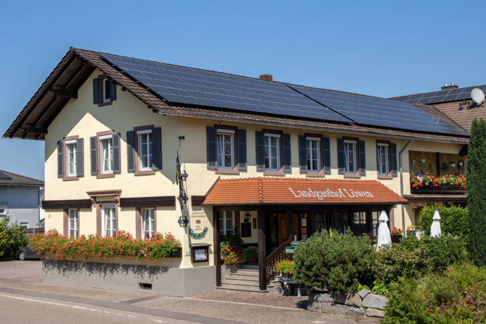 Landgasthof Loewen Entrance