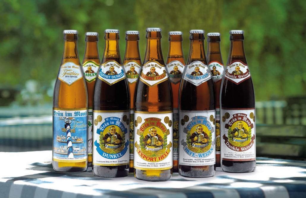 Brau Im Moos Funf Generationen Bier Private Braugasthofe Und Hotels