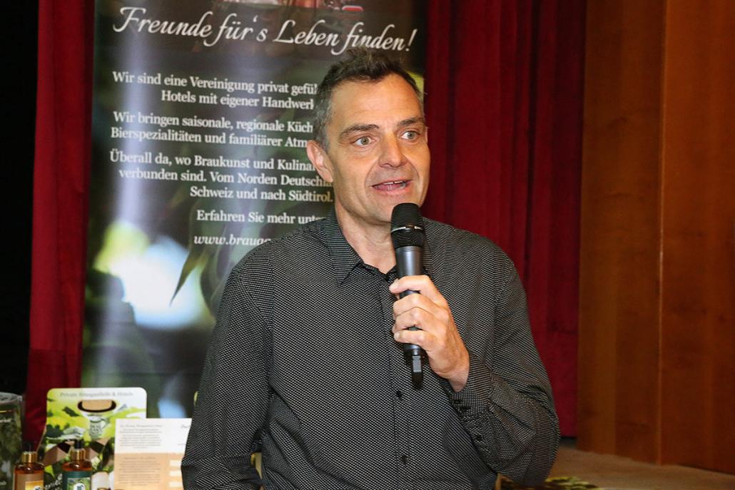 Ulrich Königsrainer, Präsident des Tourismusvereins Passeiertal