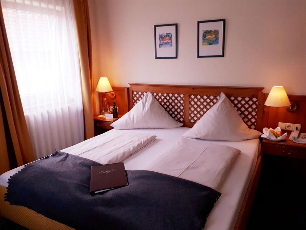 Hotelzimmer Braugasthof Dachsenfranz