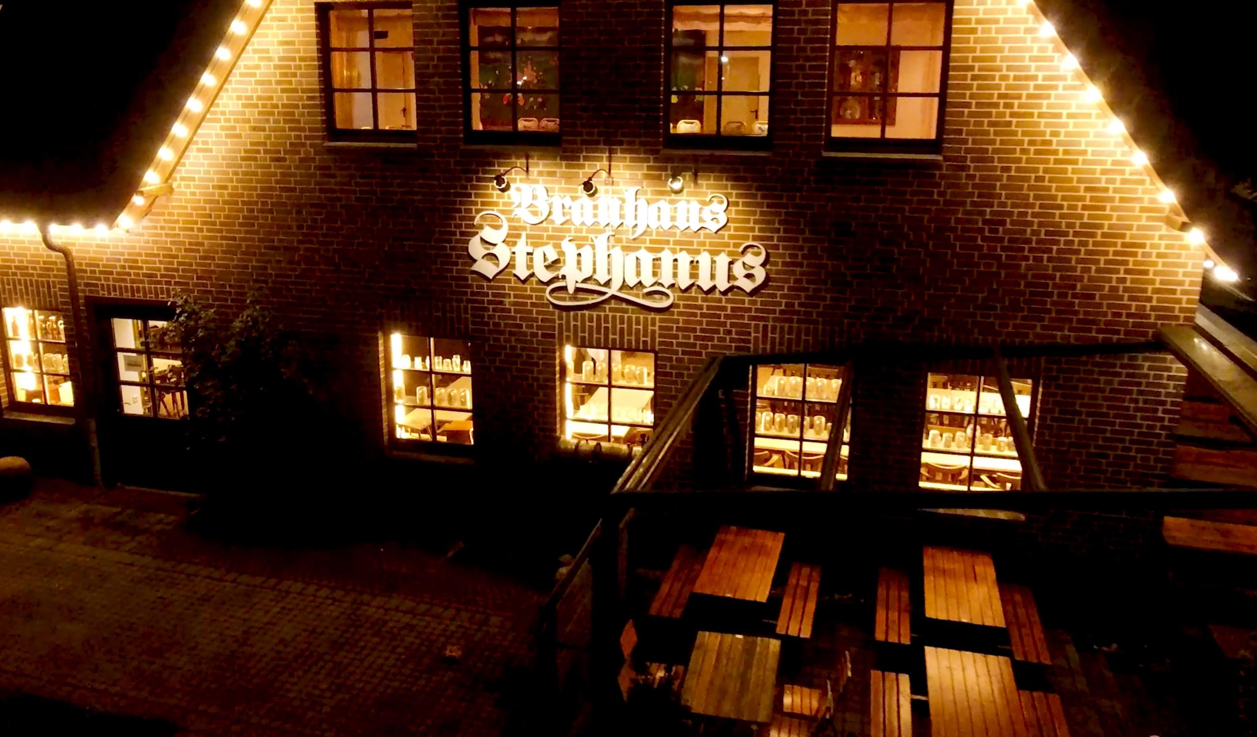 Brauhaus Stephanus Das Singende Und Tanzende Brauhaus In Coesfeld