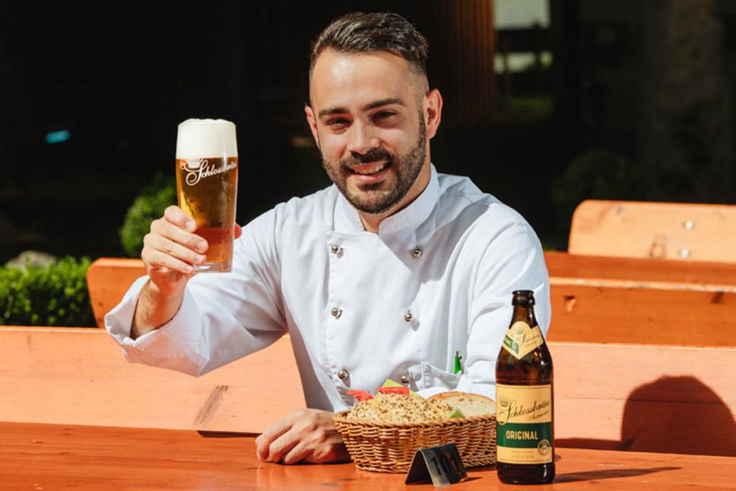 Autenrieder-Koch Mirko Pitittu wünscht viel Spaß bei der Zubereitung dieses leckeren, außergewöhnlichen Rezepts.
